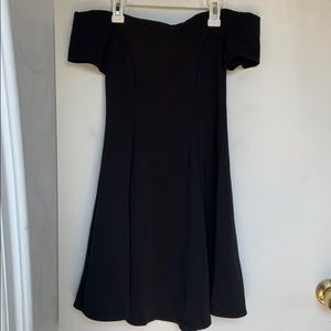 Forever 21 sleeveless black dress